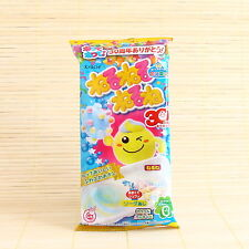 Japan Kracie NERUNERUNERUNE SODA Ramune Sticky Candy Fun Kit Japanese Sprinkles