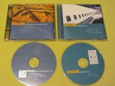 Chicane Far From The Maddening Crowds & Behind The Sun 2 CD Albums Dance Trance