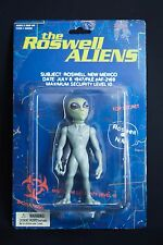 THE ROSWELL ALIENS FIGURE - 1996 - RARE Roswell UFO Sci-Fi Horror Figure