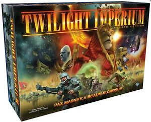 Fantasy Flight Games Twilight Imperium 4th Edition - NEW - FREE SHIPPING