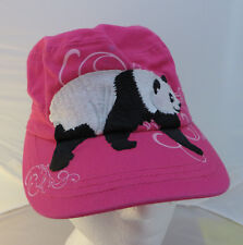 Child youth Metro Toronto Zoo giant panda pink baseball cap hat v
