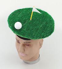Adulto Golf Sombrero Novedad Artículo Accesorio Despedida De Soltero & Deporte