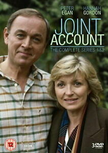 Joint Account: Complete Series 1&2 Dvd Peter Egan Brand New & Factory Sealed