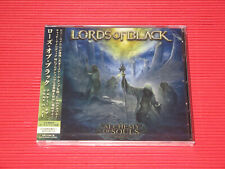 2020 LORDS OF BLACK Alchemy Of Souls with BONUS TRACK JAPAN CD Ronnie Romero