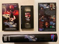 German PAL VHS: Robo-C.H.I.C. (Thunder Tronic) hardbox AIP rare action