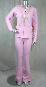 True Religion women's BIG T stretch pants or classic hoodie baby pink pastel