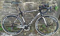 Cube cross race pro 56cm Cyclocross bike Carbon wheels