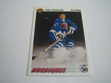 1991/92 UPPER DECK HOCKEY VALERI KAMENSKY CARD #272  ***QUEBEC NORDIQUES***