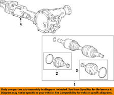 GM OEM Front Drive Axle-Assembly 84275039
