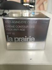 LA PRAIRIE ANTI-AGING EYE CREAM SPF 15 15 ml  OVP