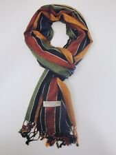 PASHMINA JAMAWAR COTTON SHAWL/SCARF HANDMADE