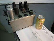 Mcintosh 20W2 Amplifier One Mono Tube Amplifiers 20-W-2 50W-2 MC 30 Working # 2