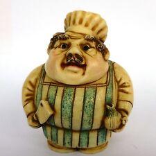 Belly Warmer - Pot Bellys - NIB - Chef Figurine - Martin Perry Studios