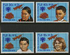 Fiji   1979   Scott # B 7-B 10   Mint Never Hinged Set