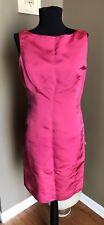 Rickie Freeman for Teri Jon Pink Dress RN 61839 Size 6