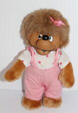 "Berenstain Bears Sister Bear Plush Soft Toy 90's 10"""