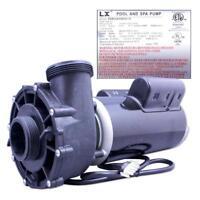 JACUZZI®/Sundance® LX Spa Pump 2.5HP 230V 2-Speed 6500-092 48WUA2002C-II