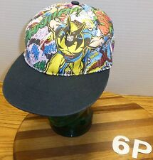 DISNEY YOUTH COMICS HAT AGES 7-12 SNAPBACK ADJUSTABLE GOOD CONDITION