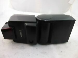 CANON SPEEDLITE 420EZ FLASH, VERY NICE CONDITION, TESTED & WORKING 3