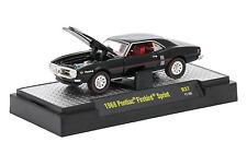 M2 Machines! Premium Edition! Detroit Muscle! 1968 Pontiac Firebird SPRINT 6 Cyl