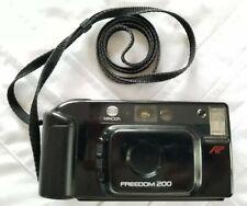 Minolta Freedom AF 200 P&S 35mm Film Camera 91435469