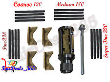 ENGINE CYLINDER HONE KIT - 50 TO 75 MM HONING MACHINE + HONING STONES HI QUALITY