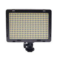 Mcoplus LED-340A CRI95 Ultra-thin On-camera Video LED Light for DSLR Camcorder