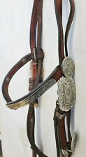 SHOW/TRAIL CIRCLE Y WESTERN HEADSTALL