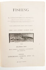 The Badminton Library - Fishing - von 1893
