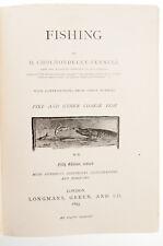 The Badminton Library-Fishing - 1893