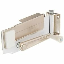 New listing Heavy Duty Kitchen Manual Wall Mount Can Opener Magnetic Lifter Swing Away,White