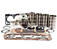 ENGINE OVERHAUL KIT FITS FORD 6610 6710 6600 TRACTORS WITH BSD444 ENGINE.