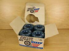 Vintage Roller Skate Wheels Set of 8 Urethane Adiprene New in Box