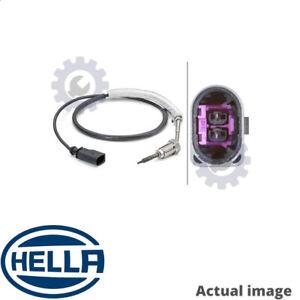 NEW EXHAUST GAS TEMPERATURE SENSOR FOR SKODA SEAT VW FABIA II COMBI 545 HELLA
