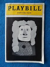 La Bete - Eugene O'Neill Theatre Playbill w/Ticket - March 1st, 1991 - Cumpsty