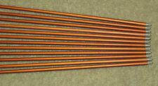 12 NEW-1518 EASTON XX75 ORANGE ALUMINUM ARROWS-TARGET-FIELD-TRADITIONAL HUNTING