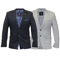 mens blazer Cavani coat dinner suit jacket formal wedding party fashion lined