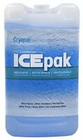 Cryopak Ice Pak Freezer Gel Reusable Cooler Ice Pack For Lunch Box Food Storage
