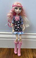 Viperen Gorgon Monster High Doll Lot Outfit Boots Articulated VGUC