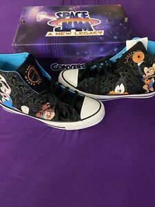 Converse x Space Jam: A New Legacy Chuck Taylor All Star Size 9 Bugs Bunny