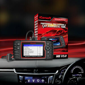 iCarsoft MB V3.0 for Mercedes_Benz/Sprinter Diagnostic with auto VIN/Quick test