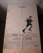 Manifesto Film CORRI RAGAZZO CORRI Poster Movie Originale Cinema 100x140