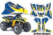 AMR Racing Suzuki QuadSport LT80 Decal Kit ATV Graphics Quad Sticker 87-06 TF YU