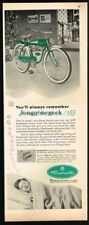 1953 AMF ROADMASTER Luxury Liner Bicycle Christmas Dreams VTG PRINT AD
