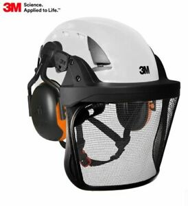 3M X5001VE Vented X1-P5 Arborist Helmet Kit