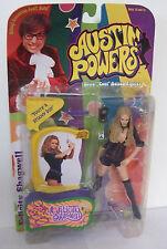McFarlane Toys Austin Powers Felicity Shagwell Action Figure