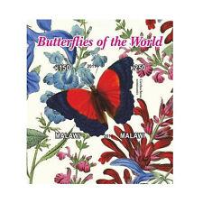 ** Butterflies - s/s  Malawi 2011  mint MNH IMPERF  #C090