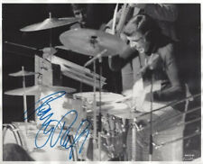 * BUDDY RICH SIGNED PHOTO 8X10 RP AUTO AUTOGRAPHED LEGENDARY DRUMMER *