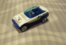 HOT WHEELS loose  = JEEPSTER  = WHITE & BLUE , HWPD   police