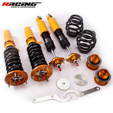24 Steps Damper Adjustable Coilovers For BMW E46 3 Series Shock Absorbers Struts